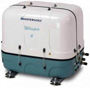 Moderne en stille generator