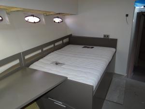Dubbel bed grote gastenkamer