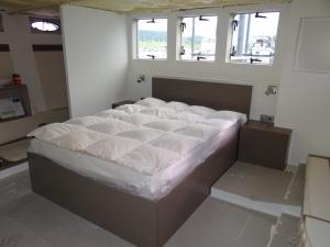 Slaapkamer achterkajuit