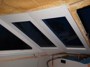 Frames rond voorste (linker) ramen